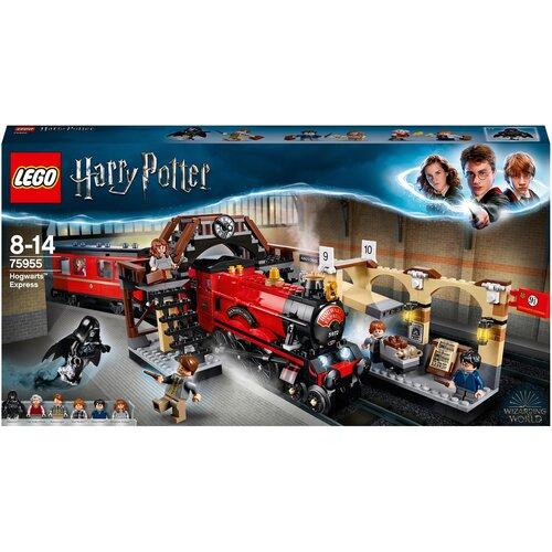 Конструктор LEGO Harry Potter 75955 Хогвартс-экспресс lego harry potter волшебные секреты