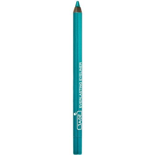 Фото - Ga-De Карандаш для глаз Everlasting eye liner, оттенок 305 intense tourquise ga de карандаш для глаз high precision eye liner оттенок 02 brown