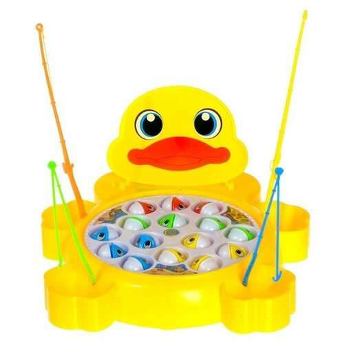 Фото - Рыбалка Ye Xing Toys 9981-17A желтый ming xing toys водный синий