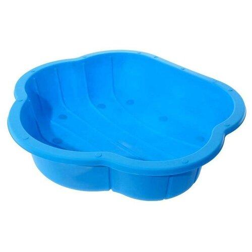 Песочница-бассейн голубая 3044