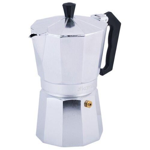 Кофеварка Kamille 300ml 6 порций KM-2501