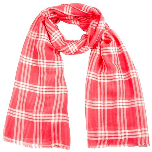 Палантин Vip collection SG2154/55/56/58 100% вискоза красный