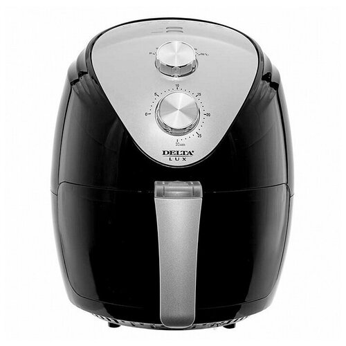 Мультипечь электрическая 1500 Вт 25 л DELTA LUX DL-6101 черная