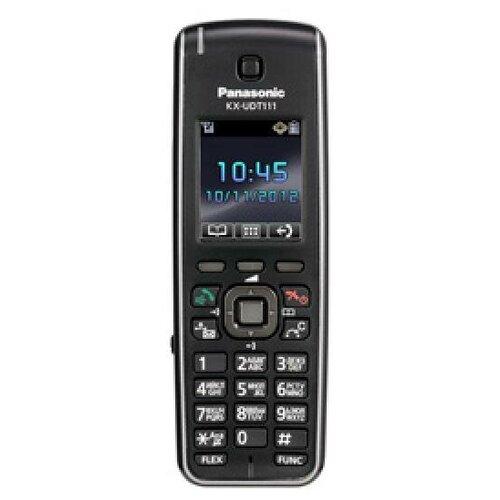 Телефон IP Panasonic KX-UDT111RU черный