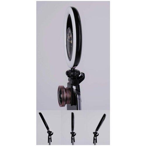 Фото - Селфи-лампа FST SML-032 чёрная matthew arnold the poems of matthew arnold 1840 1867