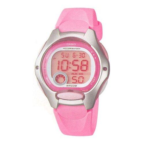 Casio Женские спортивные наручные часы Casio Sport LW-200-4B