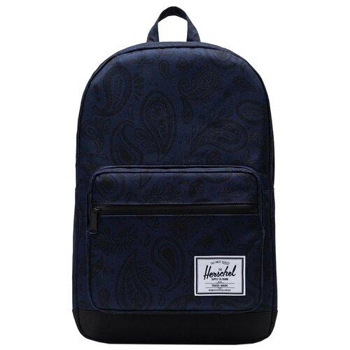 Городской рюкзак Herschel Pop Quiz 22, paisley peacoat/black
