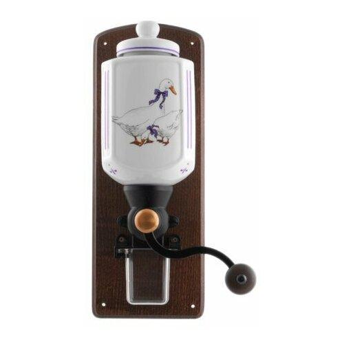 Мельница для кофе настенная 33 см Leander