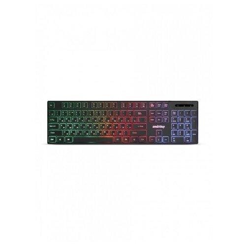 Клавиатура проводная с подсветкой Smartbuy ONE 240 USB черная (SBK-240U-K)/20