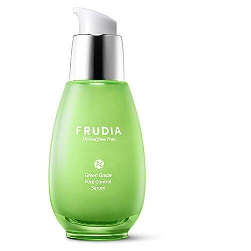 frudia сыворотка green grape pore control serum себорегулирующая с зеленым виноградом 50г Frudia, Сыворотка себорегулирующая с зеленым виноградом - Green grape pore control serum, 50г
