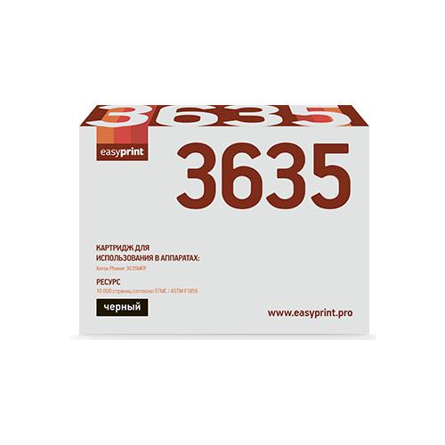 Фото - EasyPrint Картридж EasyPrint LX-3635 для Xerox Phaser 3635MFP (10 000стр.) черный, с чипом картридж easyprint ls 1210 для samsung ml1210 xerox phaser 3110 3210 черный 2500стр