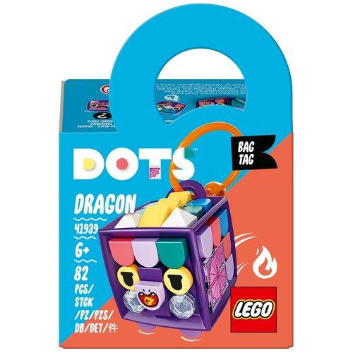 Конструктор LEGO Dots 41939 Брелок Дракон