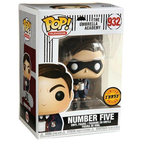 Купить Фигурка Funko POP! Umbrella Academy: Number Five CHASE 44514, Игровые наборы и фигурки