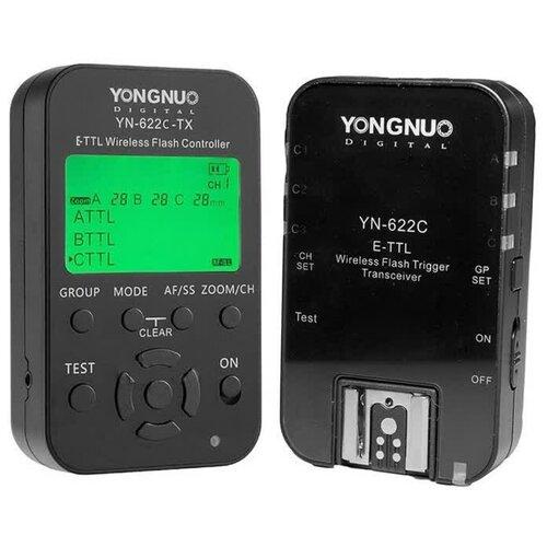 Фото - Радиосинхронизатор Yongnuo YN622-KIT C фотовспышка yongnuo speedlite yn200 kit