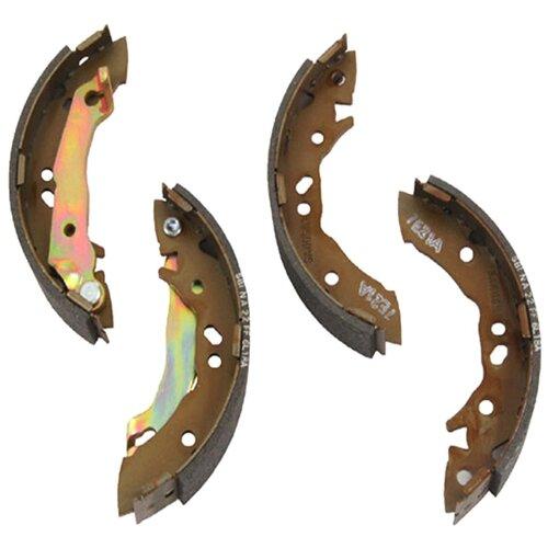Барабанные тормозные колодки задние SANGSIN BRAKE SA055 для Daewoo, Chevrolet, Opel (4 шт.) барабанные тормозные колодки задние mando mld04 для daewoo chevrolet opel 4 шт