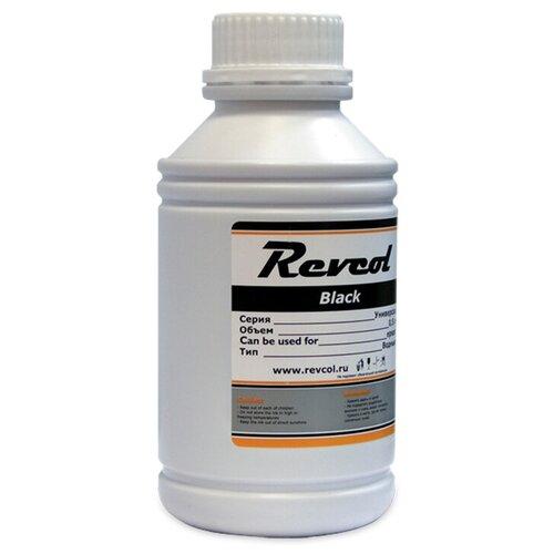чернила для canon revcol gi 490 black dye 135 мл Чернила Revcol для Epson, Black, Dye, 500 мл.