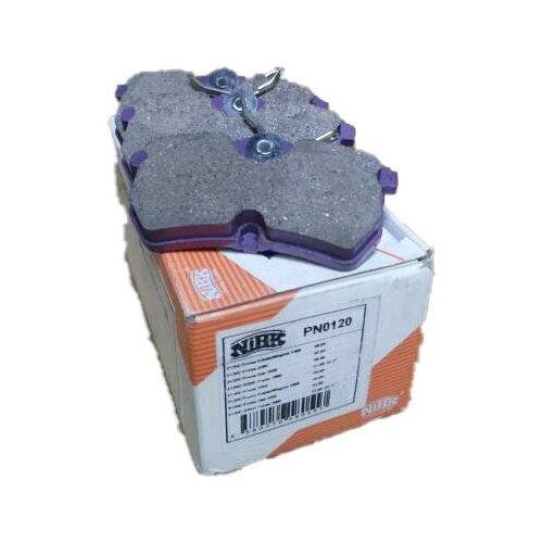 Тормозные колодки NIBK PN0120 для FORD FOCUS