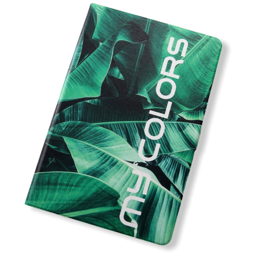 Чехол-книжка MyPads для iPad Pro 2 10.5 A1701, A1709 iPad Air 3 (2019) с трансформацией в подставку тематика тематика Листья