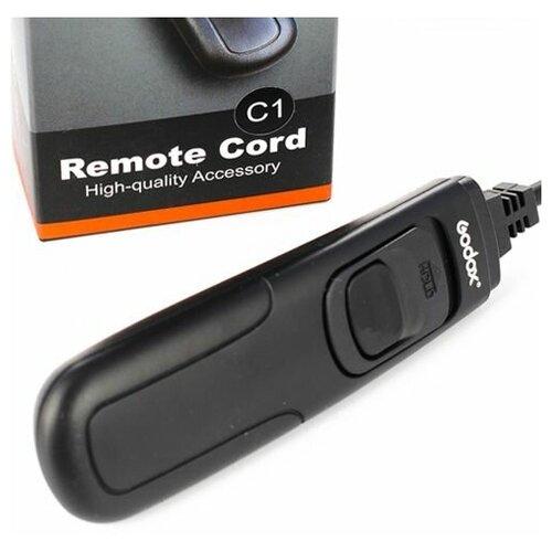 Фото - Спусковой тросик Godox RC-C1 для Canon 60D 700D 650D 600D 1100D радиосинхронизатор godox xpro c для canon