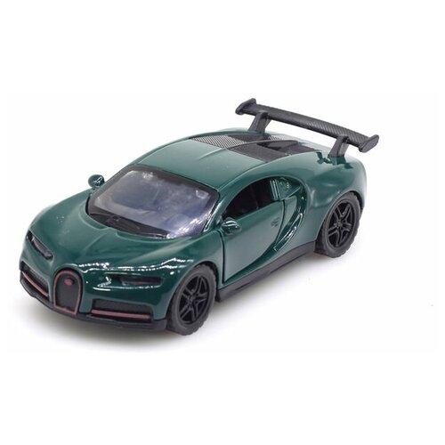 Модель машины TY 3611/903662 TZ Бугатти темнозеленый