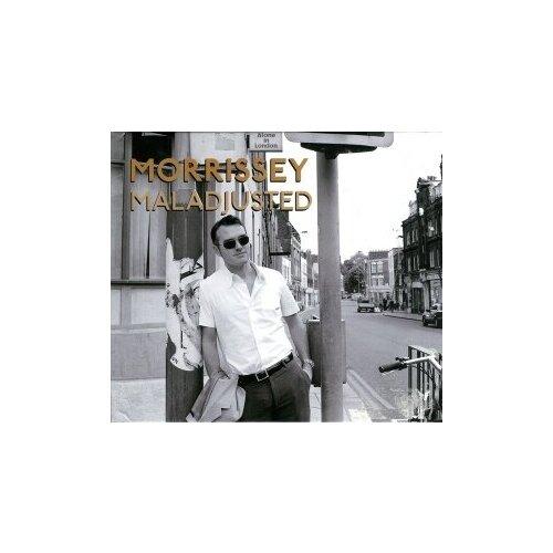 Фото - Компакт-диски, Polydor, MORRISSEY - Maladjusted (CD) cd