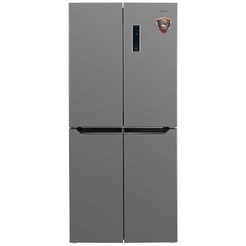 Холодильник Weissgauff WCD 486 NFX