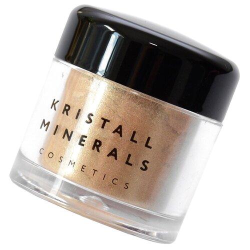 Купить Kristall Minerals Пигмент для век Кино о главном Р057 ванильное небо