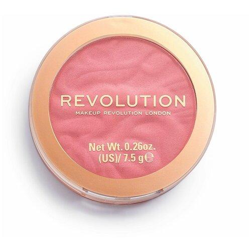 REVOLUTION румяна компактные Blusher Reloaded Pink lady