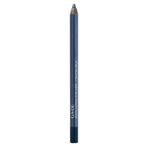 Фото - Ga-De Карандаш для глаз Everlasting eye liner, оттенок 301 intense blue ga de карандаш для глаз high precision eye liner оттенок 02 brown