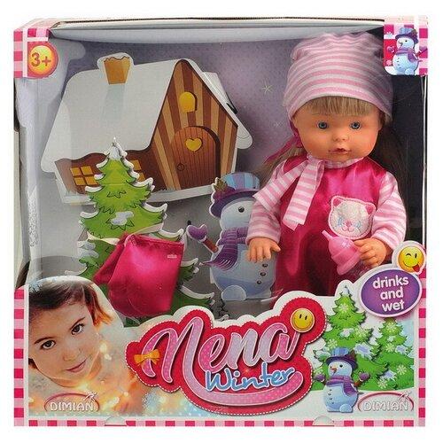 Фото - Кукла DIMIAN NENA зимний набор, 36 см dimian
