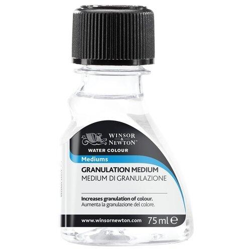 Фото - Winsor & Newton Granulation Medium, 75 мл, бесцветный средство erdal самоблеск бесцветный 75 мл
