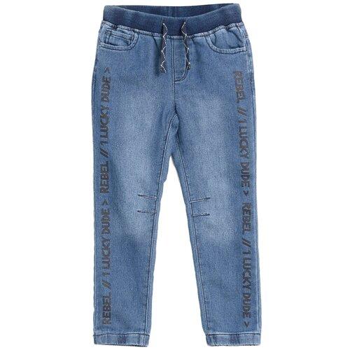 Купить Джинсы COCCODRILLO размер 104, голубой