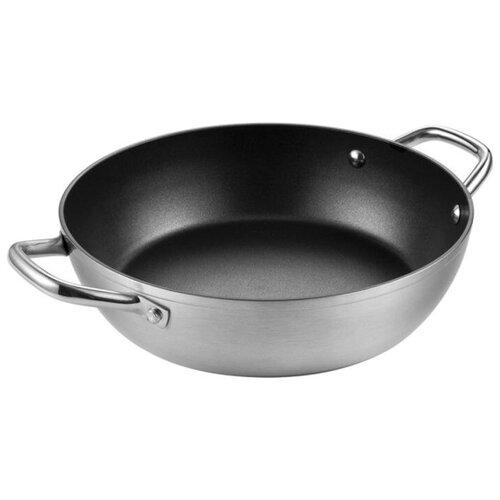Сковорода Tescoma GrandCHEF 606854, 24 см, стальной сковорода d 24 см kukmara кофейный мрамор смки240а