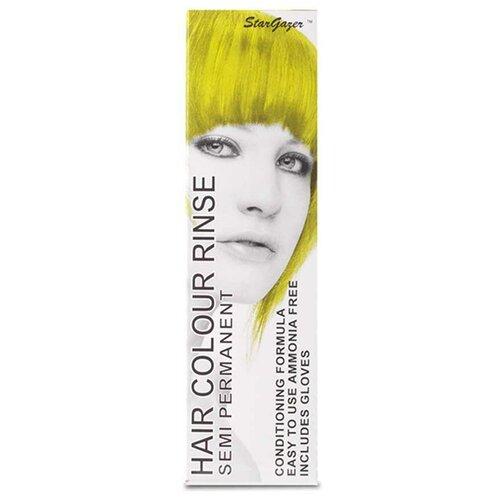 Купить Краситель прямого действия StarGazer Hair Color Rinse Lime, 70 мл