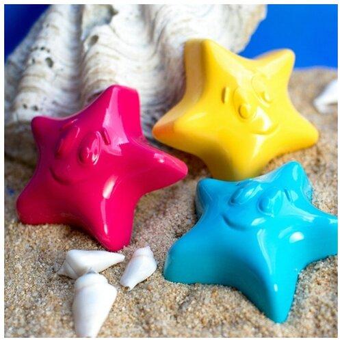 Три звезды, Росигрушка (набор формочек, 3 шт)