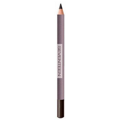 Seventeen Карандаш для век устойчивый Longstay Eye Shaper, оттенок 34 Very Brown