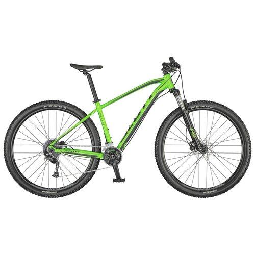 велосипед горный scott aspect 950 269806 черный бронза размер рамы m Велосипед Scott Aspect 950 (Smith green S)