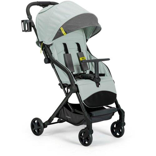 Фото - Прогулочная коляска Happy Baby Umma Pro, grey прогулочная коляска happy baby umma pro coral