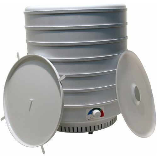 Сушилка Спектр-Прибор ЭСОФ-0.6/220 Ветерок-2 (6 поддонов, поддон для пастилы) белый