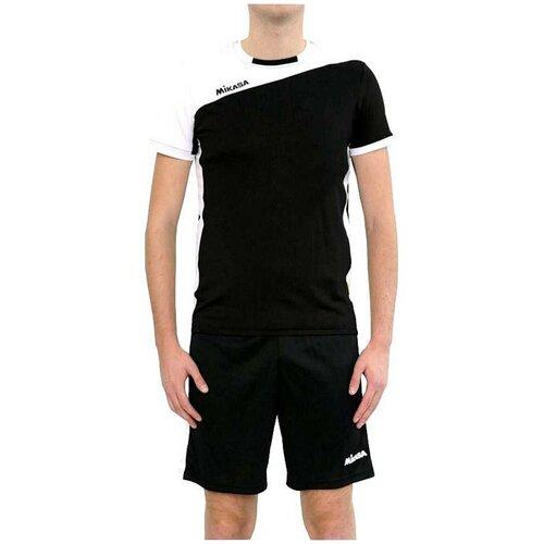 Форма волейбольная мужская MIKASA MT350 0046 BUSAI MT3500046-2 размер 52 цвет черный