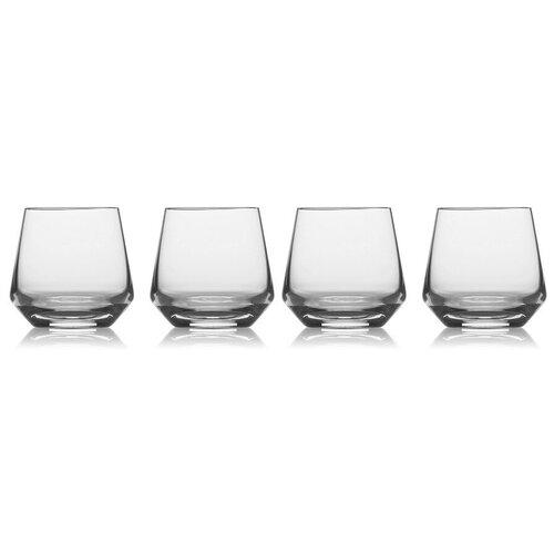 Фото - Набор из 4 стаканов для виски, объем 389 мл, хрусталь, Zwiesel Glas, 122319 набор стаканов для виски pure 389 мл