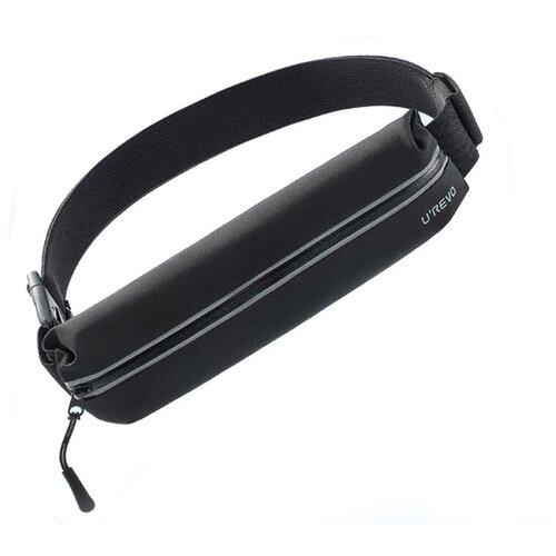 Спортивный пояс-чехол Xiaomi UREVO URBWPNT2002U, черный