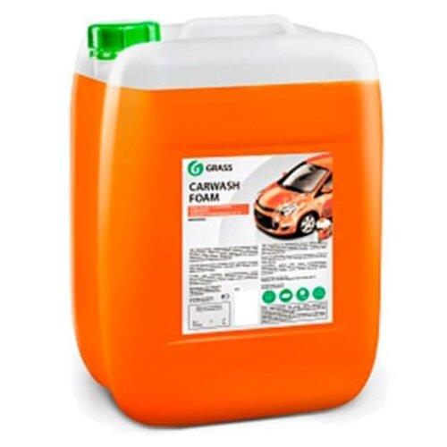Шампунь для ручной мойки автомобиля Carwash Foam (канистра 20 кг)