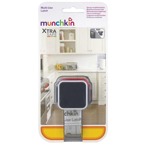 Купить Munchkin Lindam блокирующий замок мультифункциональный XtrAguard, Аксессуары для безопасности