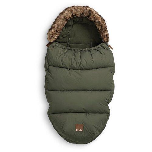 Конверт-мешок Elodie зимний на искусственном меху 110 см Rebel Green