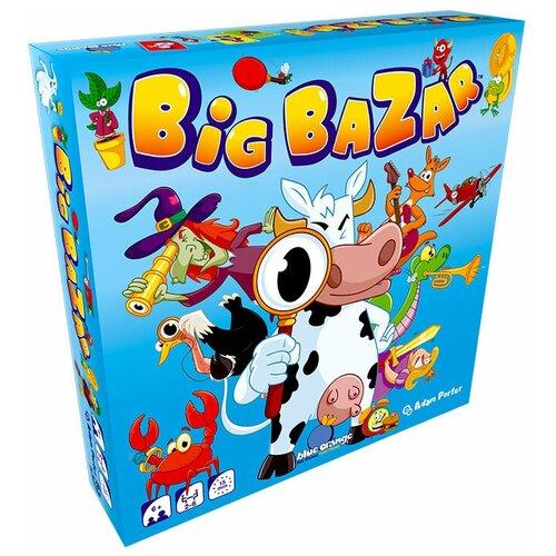 Настольная игра Blue Orange Big Bazar