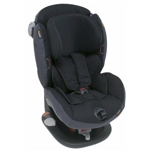 Автокресло группа 1 (9-18 кг) BeSafe iZi Comfort X3, midnight black melange группа 1 от 9 до 18 кг besafe izi comfort x3 c зеркалом besafe baby mirror для контроля за ребенком