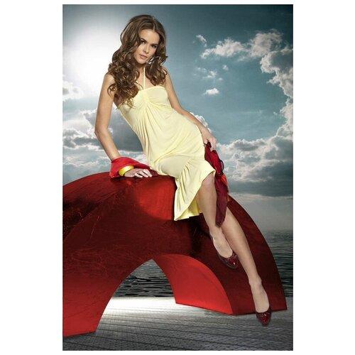 Пляжное платье Miran, размер S, желтый