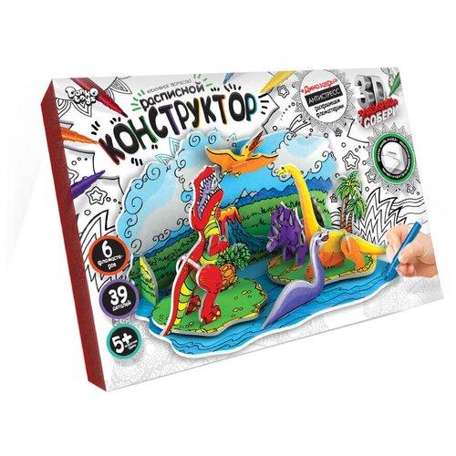 Danko Toys Расписной 3D конструктор