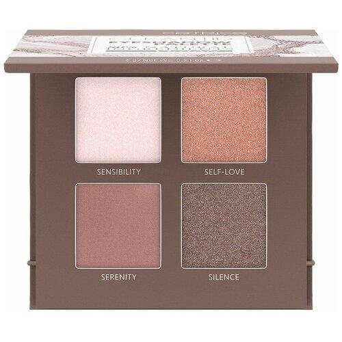Купить CATRICE Палетка теней Clean ID Eyeshadow Palette 010 clean transparency